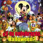 Y tú celebraras Halloween
