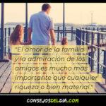 El amor de la familia