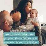 Un buen padre de familia