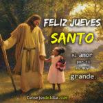 Semana Santa: Jueves Santo Frases