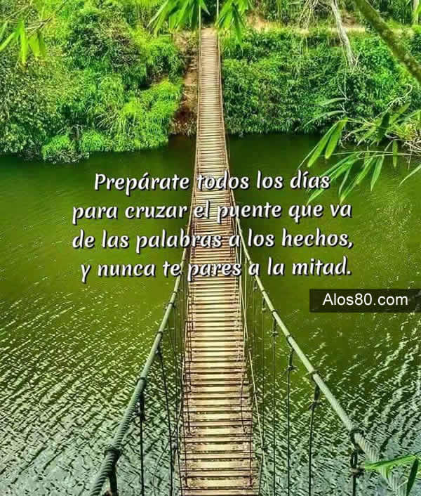 puente frases