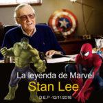 La leyenda del Mundo Marvel: Stan Lee