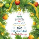 Frases bonitas de: Feliz Navidad
