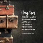 Frases con imagenes: Oportunidades en la vida