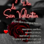 Feliz Dia de San Valentin y Dia del Amor 2019