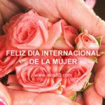 Imagenes bonitas del Dia internacional de la Mujer