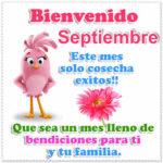 Imagenes de septiembre con palabras bonitas y fotos