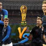 Final Mundial 2018: Francia vs Croacia