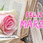 Fotos con Frases: Bienvenido Marzo