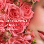 Mensajes de Feliz dia internacional de la mujer
