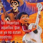 Frases con Imagenes: Dia de los Muertos