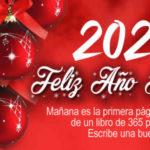 Feliz Año Nuevo 2021 y Bienvenido Enero