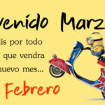 Bienvenido Marzo con Frases bonitas