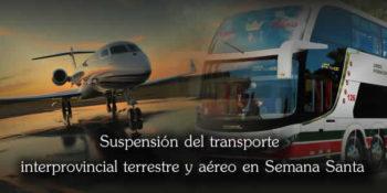 bus y vuelos peru