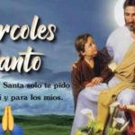 Frases de Miercoles santos con imagenes bonitas