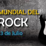 Feliz Dia mundial del Rock 2021 este 13 de Julio