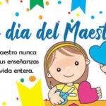Frases Feliz dia del Maestro 2021 con fotos lindas