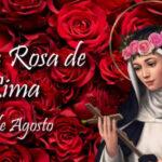 Santa Rosa de Lima - 30 de Agosto 2021